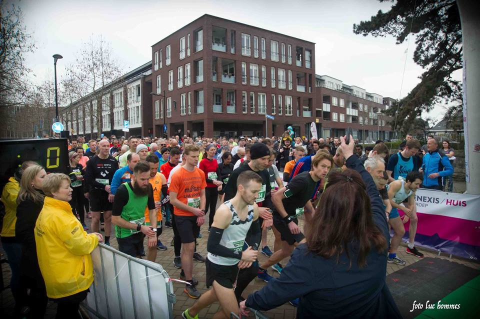 Groene Loper Run Maastricht 2018 - 10
