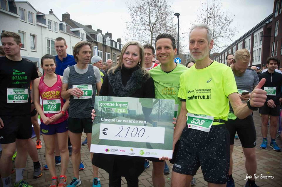 Groene Loper Run Maastricht 2018 - 12